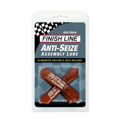 Graisse antigrip Finish Line Assembly Lube Sachet 3 x 6,5 g