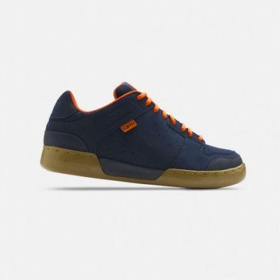 Chaussures VTT Giro Jacket Bleu/Gum
