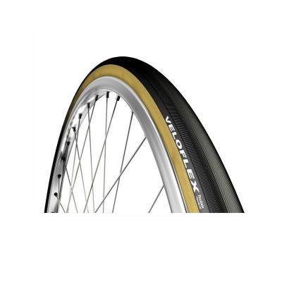 Boyau Veloflex Roubaix 700 x 25 Noir/Beige
