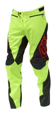 Pantalon Troy Lee Designs Sprint Flo Jaune