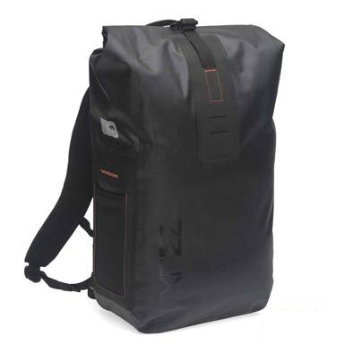 Sacoche vélo New Looxs Varo Backpack Porte-bagages 22 L Noir