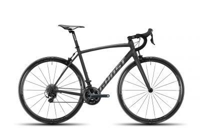 Vélo de route Ghost Nivolet 2 AL Titanium/Noir