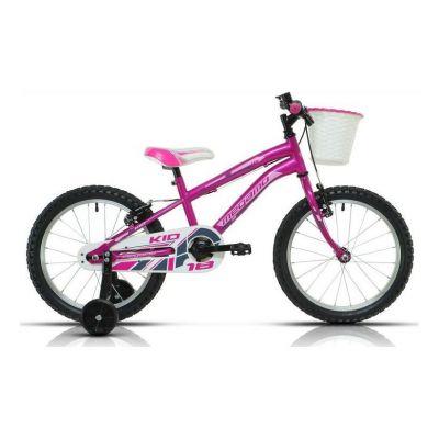 Vélo Enfant Megamo Kid Girl 18'' Rose 2020
