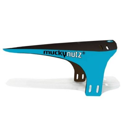 Garde-boue avant Mucky Nutz Face Fender Noir/Bleu