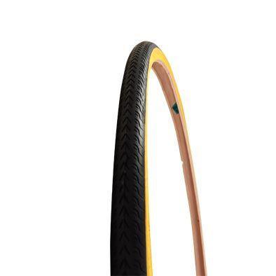 Pneu Deli Tire 700 x 28C S-603 Anti-crevaison TR Noir/Beige