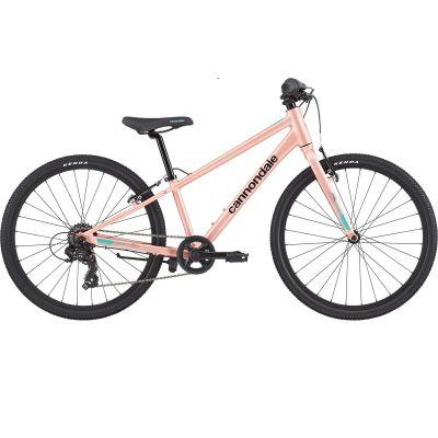 Vélo Enfant Cannondale Quick 24 Rose 2020