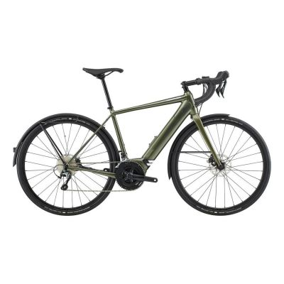 Vélo Route Électrique Cannondale Synapse Neo EQ Shimano Tiagra/105 Vert Mantis 2020