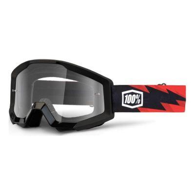 Masque 100% Strata Slash/Clear