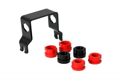 Adaptateur Peruzzo pour porte-vélo Axe avant 12 / 15 / 20 mm / BOOST 15 mm