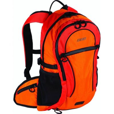 Sac à dos BBB TrailPacker 25L Orange/Rouge - BSB-121