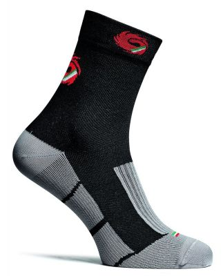 Chaussettes Sidi WARM SOCKS IN THERMOLITE Noir/Gris