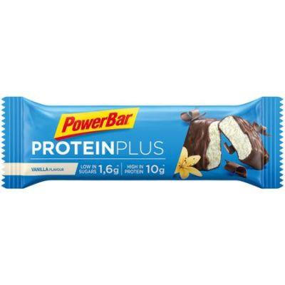 Barre protéinée sans sucre PowerBar ProteinPlus 35 gr Vanille