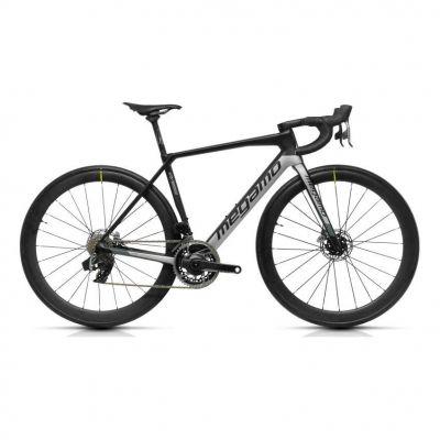 Vélo Route Megamo Raise AXS 01 Noir 2020