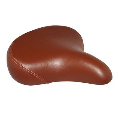 Selle DDK City Classic Mixte Marron