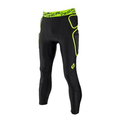 Pantalon de protection O'Neal Trail Noir/Jaune