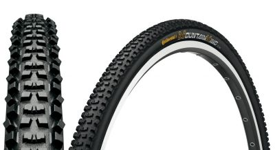 Pneu Continental Mountain King CX RS Cross 700 x 32C TS Noir