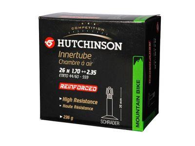 Chambre à air Hutchinson renforcée 26 x 1.70/2.35 Schrader 35 mm