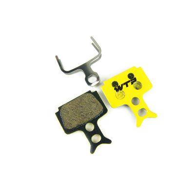 Plaquettes de frein vélo WTP compatibles Formula The One, Mega, R1, RX, RC et R0 Organiques