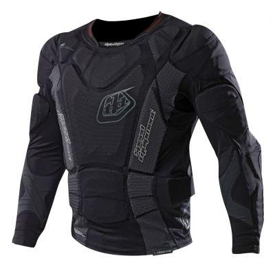 Gilet de protection Troy Lee Designs 7855 Manches longues Noir