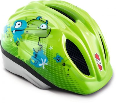 Casque Puky PH 1-S/M Kiwi Monster