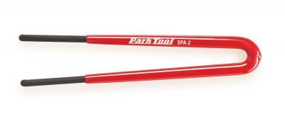 Clé à ergots Park Tool pour roue-libre et contre-écrou - SPA-2