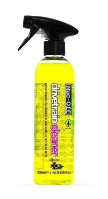Nettoyant chaine Muc-Off Bio Drivetrain Cleaner Spray 500 ml