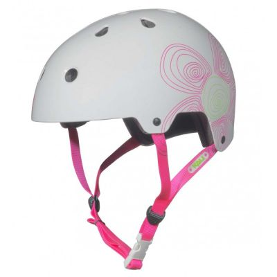 Casque Kali Protectives Maha Scent Blanc/Rose