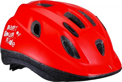 Casque enfant BBB Boogy Small Rouge - BHE-37S