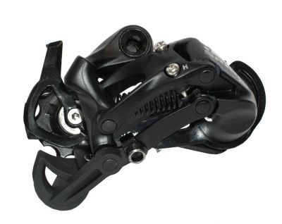 Dérailleur arrière SRAM X5 9V chape moyenne Noir