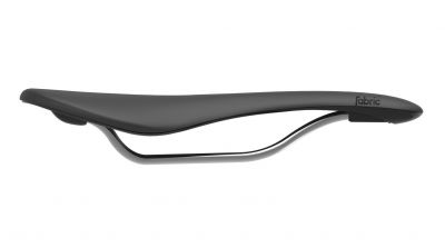 Selle Fabric Scoop Flat Elite 142 mm Noir/Noir