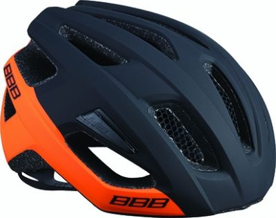 Casque BBB Kite Noir mat/Orange - BHE-29