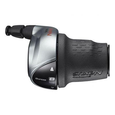 Manette Shimano Nexus C6000-8 8V Argent