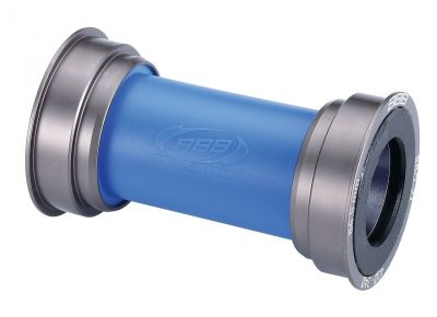 Boîtier de pédalier BBB BottomPress Press Fit BB86 Route 41x86,5 mm - BBO-21