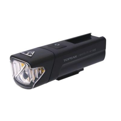 Éclairage avant vélo Topeak WhiteLite HP 500 + Support