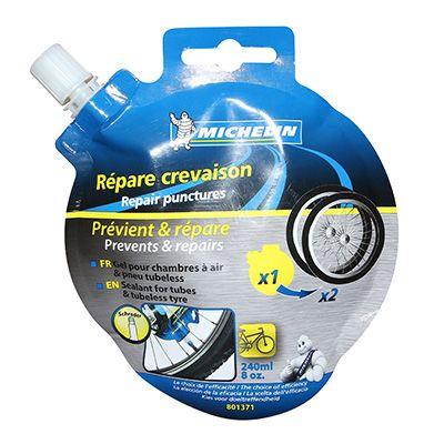 Liquide préventif Michelin anti-crevaison Dosette 240 ml