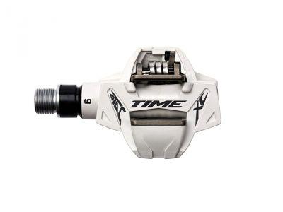 Pédales Time ATAC XC6 Blanc