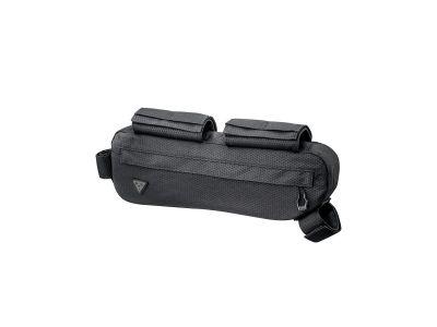 Sacoche de cadre Bikepacking Topeak MidLoader 6 L Noir