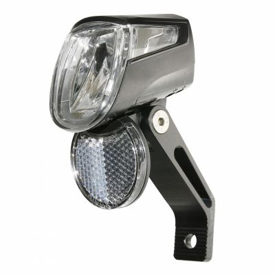 Éclairage avant Trelock LED LS 430 Bike-I GO VAE 6-12V Noir