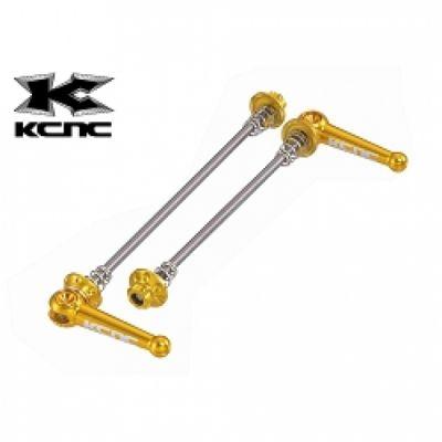 Blocage rapide KCNC VTT or (la paire)