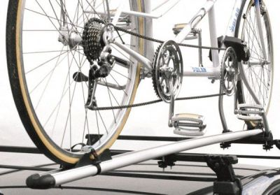 Porte-vélo de toit Peruzzo Roma spécial tandem