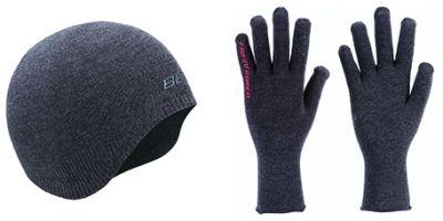 Ensemble sous-casque + gants BBB FIR Infrarouge - BBW-296