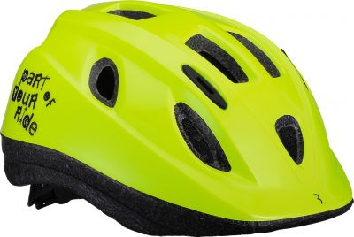 Casque enfant BBB Boogy Small Jaune - BHE-37S