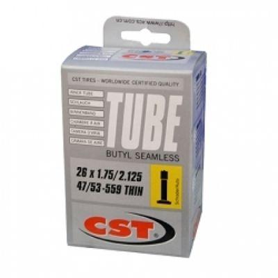 Chambre à air CST 26 x 1.75/2.125 Superlight Schrader