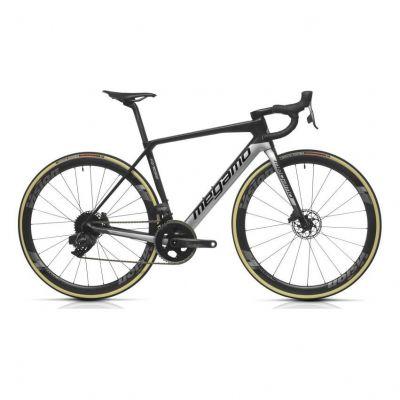 Vélo Route Megamo Raise AXS 02 Noir 2020