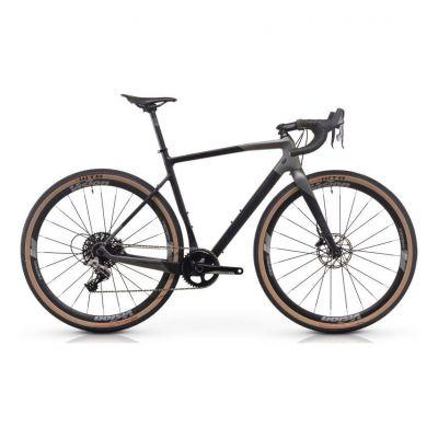 Vélo de Gravel Megamo West 05 Noir 2020