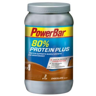 Boisson de récupération PowerBar ProteinPlus 80% Chocolat 700 gr