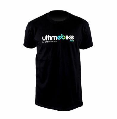 T-Shirt Ultime Bike Noir