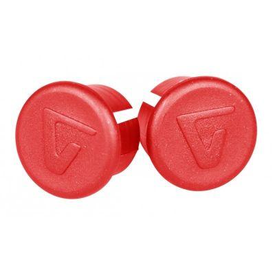 Bouchons de cintre VELOX Rouge (la paire)