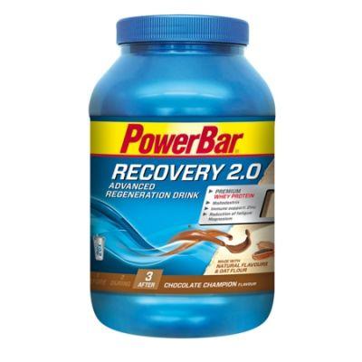 Boisson de récupération PowerBar Recovery 2.0 Chocolat 1.14 kg