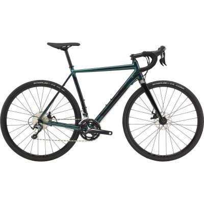Vélo de Cyclocross Cannondale CaadX Shimano Tiagra Vert Émeraude 2020